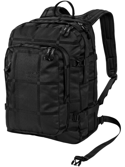 Jack Wolfskin Berkeley Y.D. Backpack black